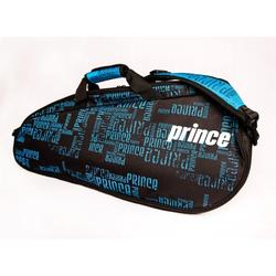 Bolso Raquetero Prince Club x3 Black/Blue