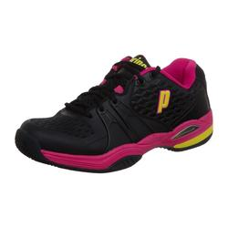 Zapatillas Prince Warrior Lady Black/Pink